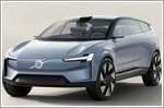 Volvo showcases the Concept Recharge, its template for an electrified future