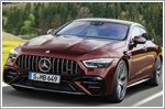 Mercedes reveals the new Mercedes-AMG GT 4-door Coupe