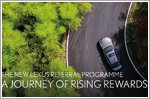 Lexus Singapore announces enhanced Lexus ownership programme