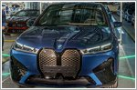 BMW begins production of the upcoming all-electric BMW iX