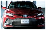 Sublime Refinement: New Toyota Camry Hybrid launched in Singapore