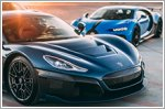 Rimac and Bugatti join forces in historic new venture