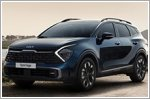 Kia unveils further details of upcoming all new Sportage