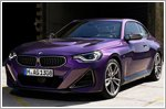 BMW unveils the new 2 Series Coupe