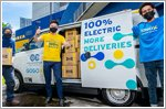 Cycle & Carriage, GOGOX, and IKEA Singapore launch emissions-free last-mile deliveries