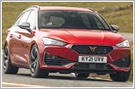The Cupra Leon achieves a five-star Euro NCAP safety rating