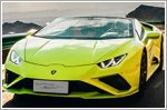 Lamborghini's Esperienza Giro rediscovers China's spectacular landscapes