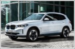 Emission-free motoring and everyday functionality meet in the BMW iX3, now in Singapore
