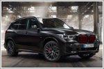 BMW unveils the X5 Black Vermilion edition