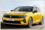 The Vauxhall Astra is one outstanding thing to look at
