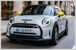 Electrified models take 15% market share for MINI
