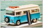LEGO reveals Volkswagen T2 Camper Van set