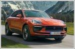Porsche reveals the facelifted Macan