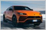 Lamborghini celebrates 15,000th Urus