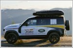 Land Rover supports Red Bull X-Alps champion Christian Maurer