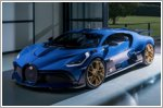 Bugatti delivers final Divo to client in Europe