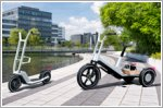BMW reveals new scooter and cargo bike concept