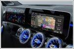 Upgrade your MBUX infotainment system with Autoform Enterprise