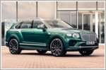 You can now get your Bentley Bentayga with 22-inch carbon fibre wheels