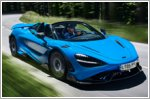 330km/h in a convertible? McLaren dares you with the 765LT Spider