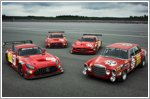 Mercedes-AMG pays homage to the Red Pig with three ready-to-race cars