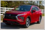 Mitsubishi Eclipse Cross achieves five-star safety rating