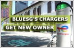 BlueSG's charging network gets new owner