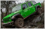 Jeep now offers Gecko paint and toughened windshields