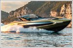 The Tecnomar for Lamborghini 63 takes to the seas