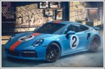 One-of-a-kind Porsche 911 honours Mexcio's greatest racer