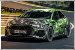 Audi RS 3 breaks lap record for the Nurburgring