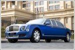 Fancy a coachbuilt and stretched Bentley Mulsanne? Here's your chance