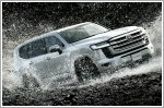 Toyota launches a new Land Cruiser
