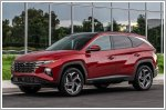 The Hyundai Tucson earns highest safety rating in U.S.A IIHS tests