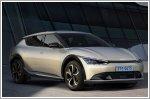 Kia EV6 achieves product carbon footprint certification