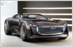 The Audi Skysphere concept can morph from a roadster into a Grand Tourer