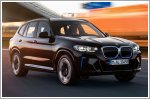 BMW refreshes the all-electric iX3 SUV