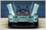 The Aston Martin Valkyrie Spider is the closest you can get to a Formula One experience on the road