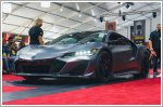 First Acura NSX Type S auctioned for charity