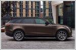 Land Rover updates the Range Rover Velar