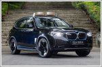 BMW celebrates seven years of electrification in Singapore