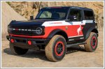 Ford Bronco returns to compete in Rebelle Rally