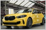 BMW's compacts get Individual paint