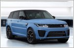 Range Rover Sport SVR gets new Ultimate Edition