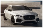 Jaguar introduces the new XF R-Dynamic Black and updates the XE