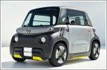 Opel Rocks-e: Adorable urban mobility solution