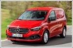 Mercedes unveils the new Citan van