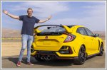 Honda delivers special Civic Type R