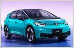 Volkswagen ID.3 debuts in China at Chengdu Motor Show