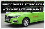 Step aside SMRT Taxis: Strides Taxi debuts new name alongside new electric taxis
